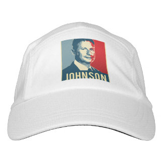 Gary Johnson Propaganda Poster - -  Hat