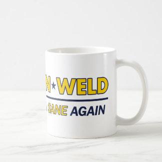 Gary Johnson / Weld Libertarian Election 2016 Mug