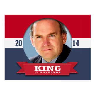 GARY KING CAMPAIGN POST CARDS