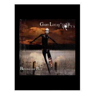 Gary Lucas Vs The Dark Poets Album Image Postcard