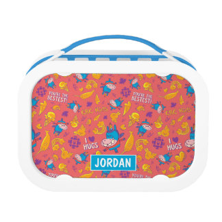 Gary - Pattern Lunch Box