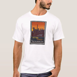 Gary Steelworks IN Poster T-Shirt
