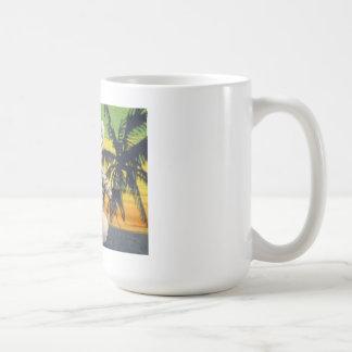 Gary the beary Coffee mug in Hawaii