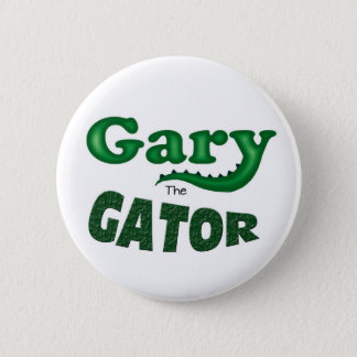 Gary the Gator logo button