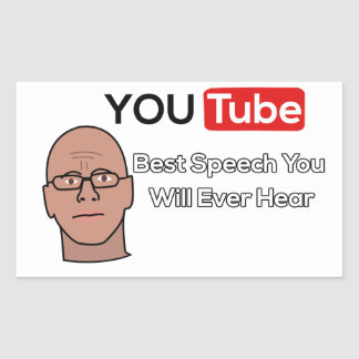 Gary Yourofsky Speech Stickers