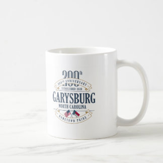 Garysburg, North Carolina 200th Anniversary Mug