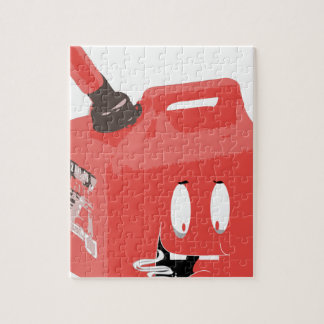 Gas-can Jigsaw Puzzle
