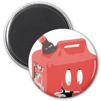 Gas-can Magnet