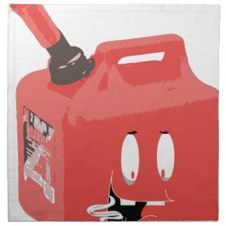 Gas-can Napkin