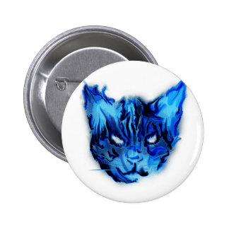 Gas Cat 2 Inch Round Button