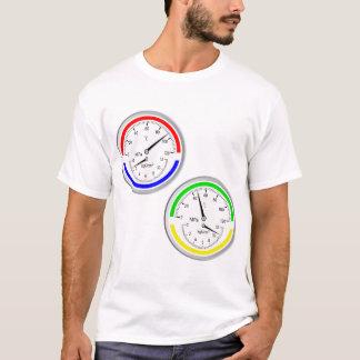 Gas Manometers Mens T-Shirt