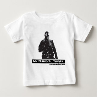 Gas Mask 01 Baby T-Shirt