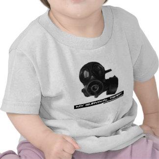 Gas Mask 05 Tshirts