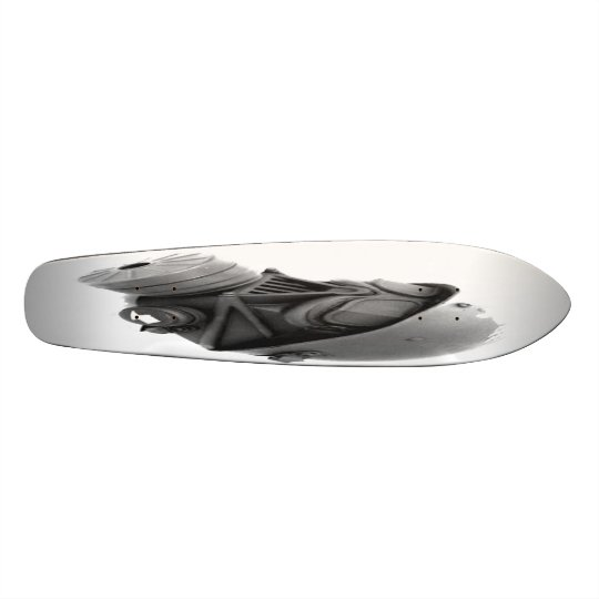 gas mask 6.0 skateboard decks