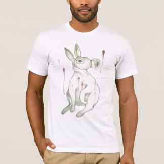 gas mask bunny T-Shirt