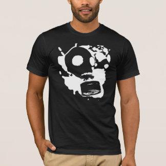 Gas Mask Graffiti T-Shirt