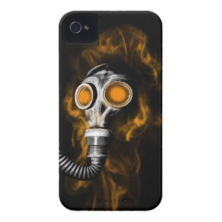 Gas mask iPhone 4 Case-Mate case