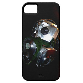 gas mask iPhone 5 case
