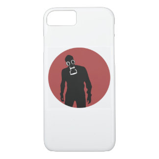 gas mask iPhone 8/7 case