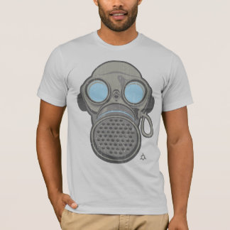 Gas Mask [light] T-Shirt