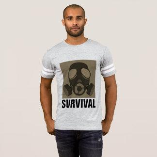 GAS MASK, Nuclear War, PREPPER T-shirts