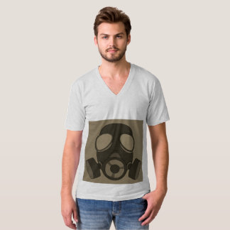 GAS MASK, Nuclear War T-shirts