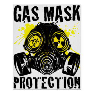 GAS_MASK_PROTECTION POSTER