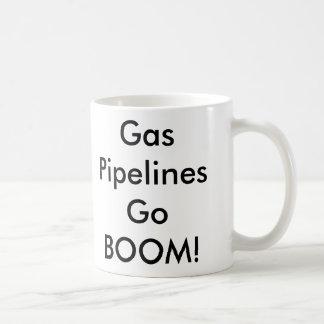 Gas Pipelines Go BOOM! Mug