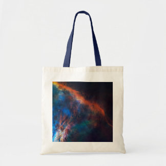 Gas plume near Orion by NASA Tote Bag