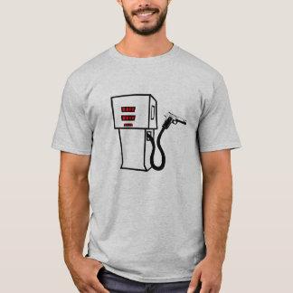 Gas Pump Stickup T-Shirt