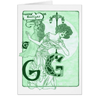 Gaslight Card