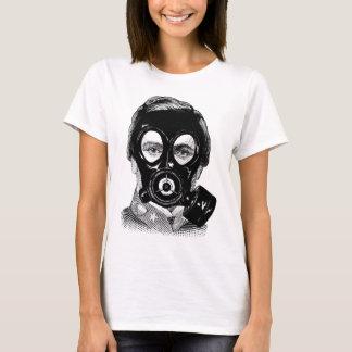 Gasmask Man T-Shirt