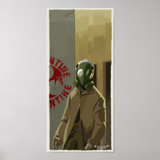 Gasmask Poster