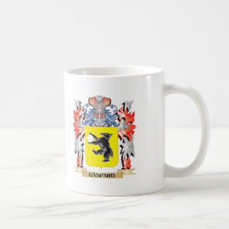 Gaspard Coat of Arms - Family Crest Coffee Mug