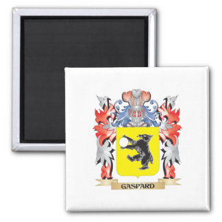 Gaspard Coat of Arms - Family Crest Magnet