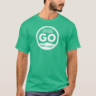 Gaston Outside T-shirt (Green)