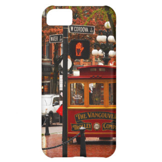 Gastown Trolley Case For iPhone 5C
