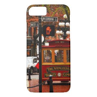 Gastown Trolley iPhone 8/7 Case