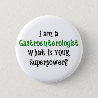 gastroenterologist 2 inch round button