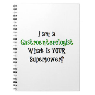 gastroenterologist notebook
