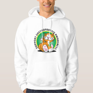 Gastroparesis Cat Hooded Pullover