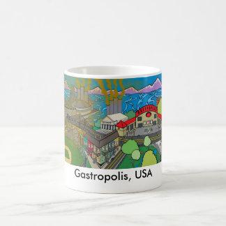 Gastropolis, USA Coffee Mug