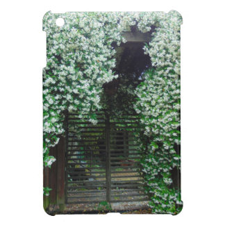 Gate Covered in Jasmine Cover For The iPad Mini