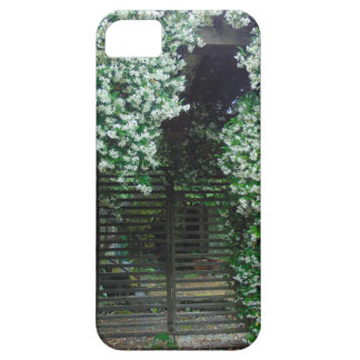 Gate Covered in Jasmine iPhone 5 Case