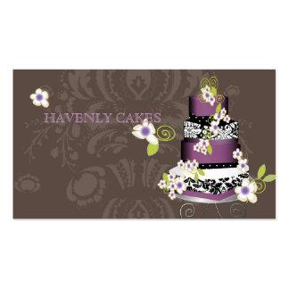 Gâteau boulangerie pâtisserie de PixDezines Cartes De Visite Personnelles