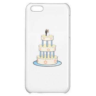 Gâteau de mariage coques iPhone 5C