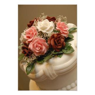 Gâteau de mariage photographie
