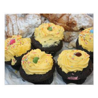 Gâteaux féeriques impressions photographiques