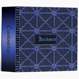 GateKeeper Ridge Customizable Vinyl Binder