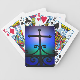 Gates of Heaven Bicycle Playing Cards